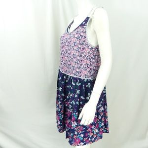 Umgee Dresses - Umgee USA Women's Size M Multi Colored Floral